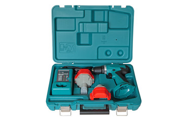 Case with tool