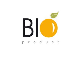 Natural product logo design