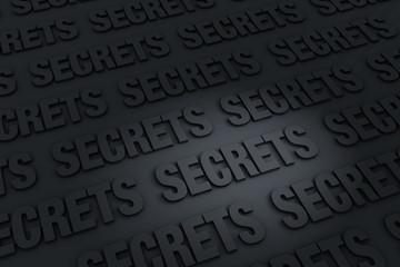 Dark Secrets Background