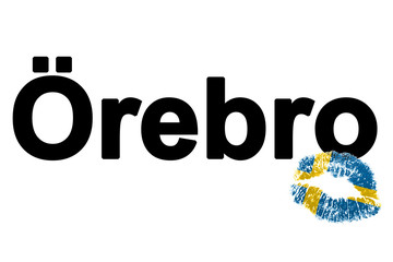 Lieblingsstadt Örebro (favorite city Örebro)