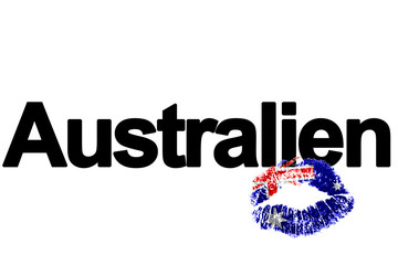 Lieblingsland Australien (favorite country Australia)