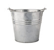 Metal Pail with a Clipping Path - 79756891