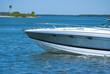 Leinwanddruck Bild - Boat bow