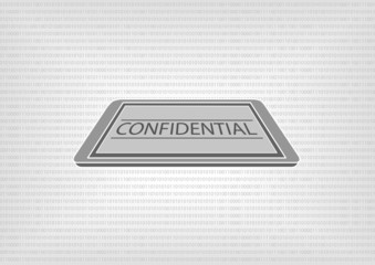 Confidential data and protection standard for digital documents