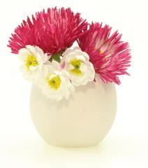 花かんざしとデージー