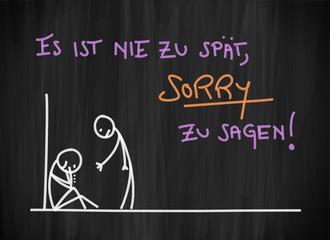 tafel mk sorry sagen II