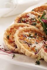 mini quiche tartlets