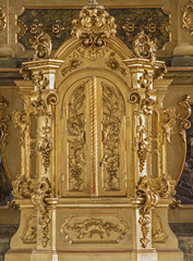 Trnava - Tabernacle in Jesuits church