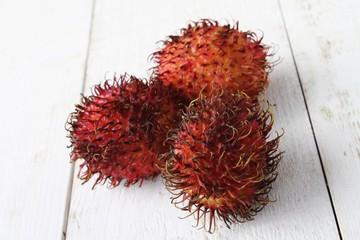 rambutan lychee fruit