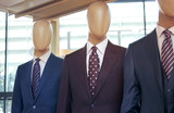 mannequins with suite