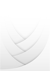 Abstract White Background with Stripes