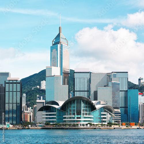 Plexiglas Hong-Kong Hong Kong