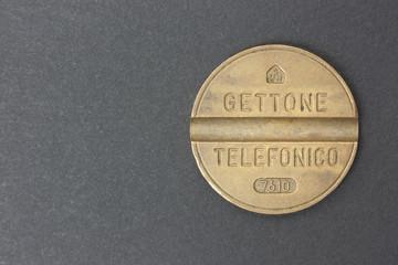Telephone token Italian