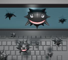 コンピュータウイルス