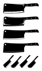 Meat Cleaver Knives