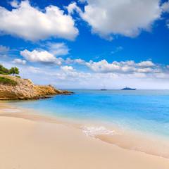 Majorca Platja Palmanova beach in Calvia Bol Teules