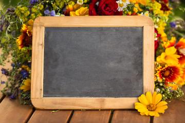 Blackboard blank
