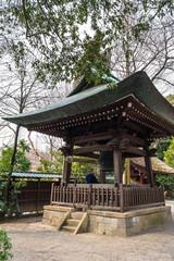 東京 深大寺 鐘楼
