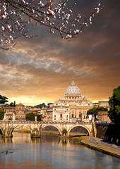 Basilica di San Pietro in Vatican, Rome, Italy