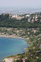 Lago di Nemi, Nemi, Nèmi