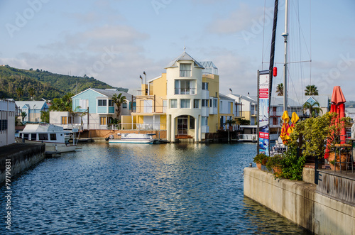 South Africa Knysna Waterfront