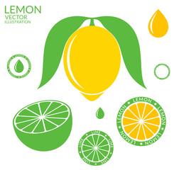 Lemon. Lime
