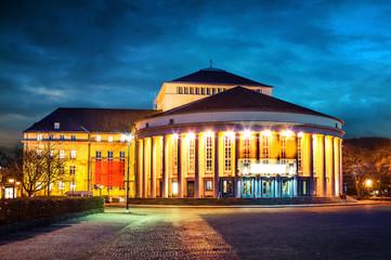 Saarbrücken – Saarbrücker Staatstheater Theater am Abend