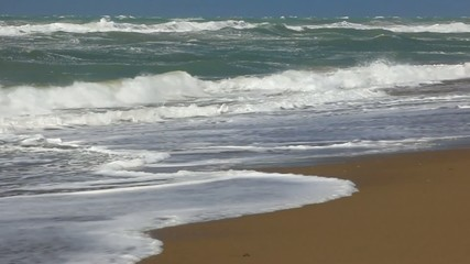 Spiaggia dell'Alberese, Maremma Toscana, Italia