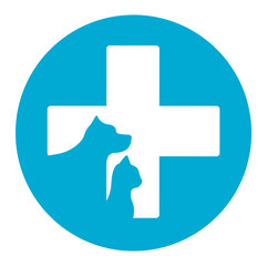 pet icon for veterinary help