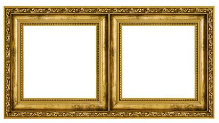 Double frame