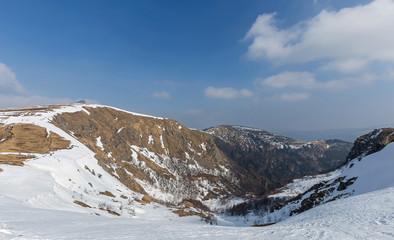 Paysage du massif des Vosges