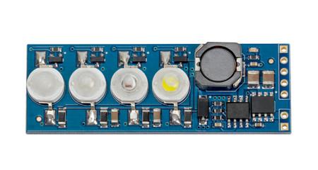 LED indicator panel