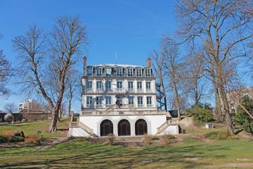 Bagnolet, le Château de l'Etang