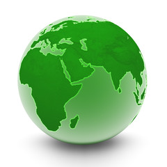 Earth green E