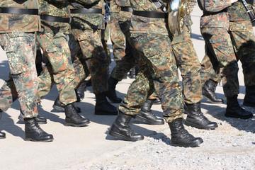 Bundeswehr Streitkräfte