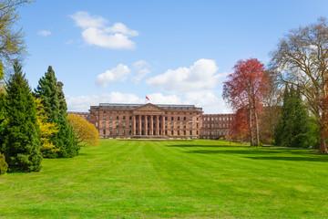 Museum Palace Wilhelmshohe in Bergpark