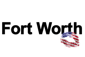 Lieblingsstadt Fort Worth (favorite city Fort Worth)