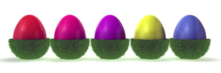 colors eggs