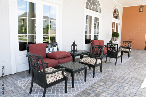Patio furniture - 79811284