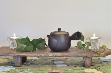 Tea pot for Green Tea