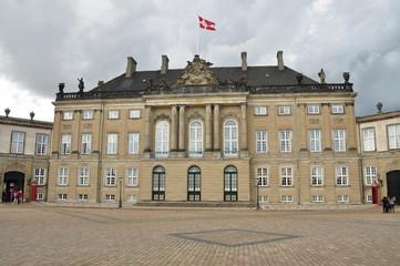 Palacio de Christian IX, Copenhague, Dinamarca