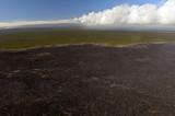 Aerial view of Kilauea volcano in Big island, Hawaii-4