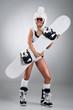Sexy Snowboarder
