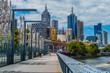 Leinwandbild Motiv Melbourne View 6