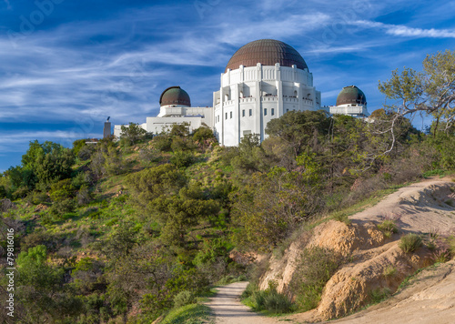 Historic Griffith Observatory - 79816016