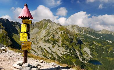 Western Tatras mountain