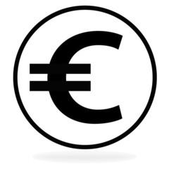 Eur vector icon