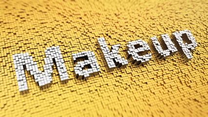 Pixelated Makeup