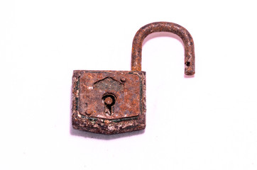 Old Antique Vintage Padlock