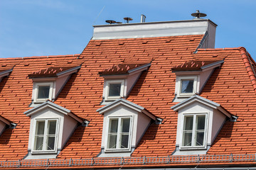 Dachgeschosswohnungen